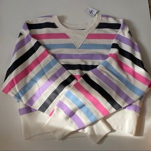 Abercrombie and Fitch Crop Pullover